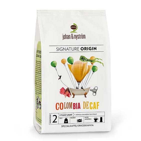 koffeinfritt kaffe - Colombia Decaf